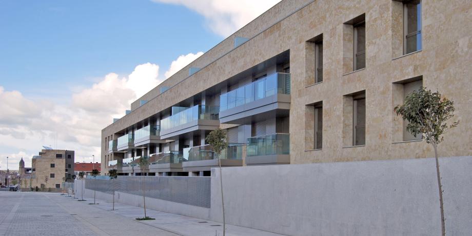 Pisos de 1 a 4 dormitorios desde 113.000€ con excelentes calidades
